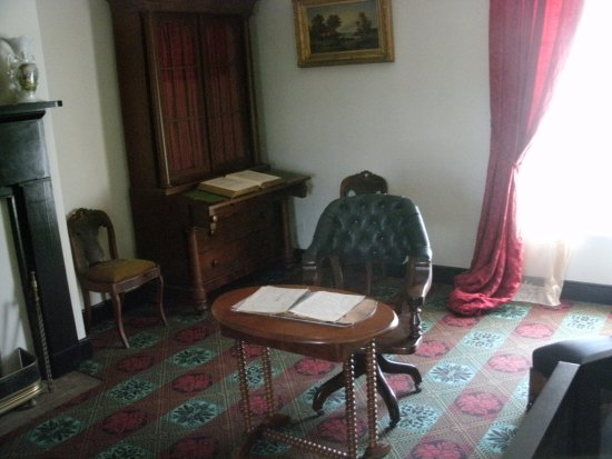 Appomattox, VA: Where Grant sat