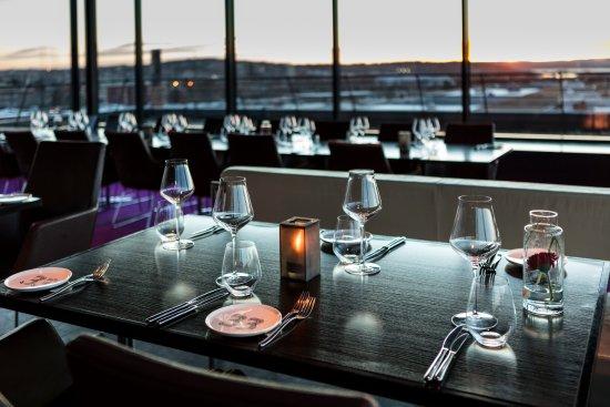 Top Floor Bar & Restaurant: Top Floor restaurant