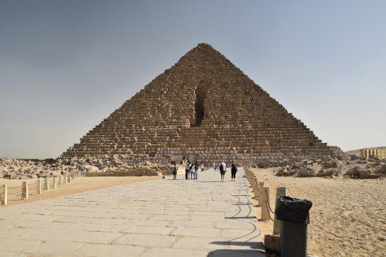Tour Egypt Club - Private Day Tours: Mykerinos - Pyramide