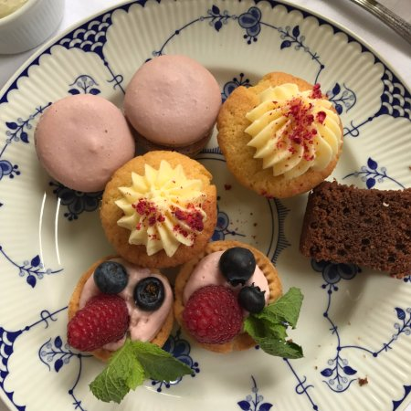 Rathnew, Irlandia: Afternoon tea sweets