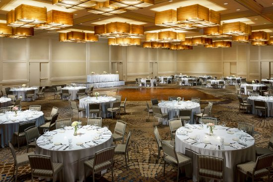 The Westin Chicago Northwest: Grand Ballroom