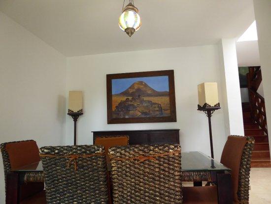 Hotel Boutique & Villas Oasis Casa Vieja: Dining area
