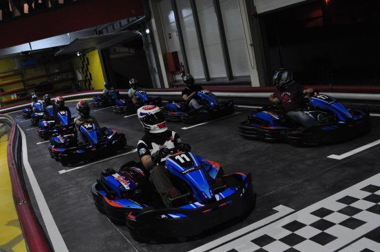 Speedkart Indoor Fafe