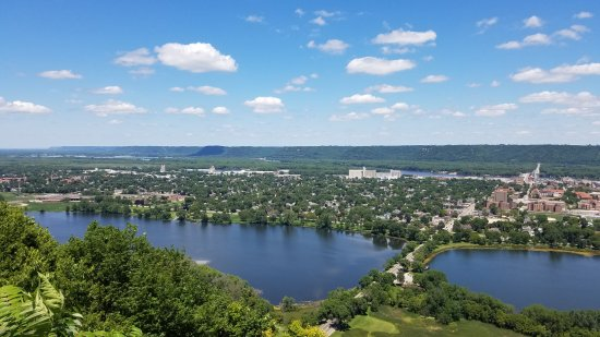 Garvin Heights: awesome view