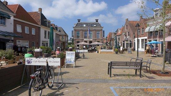 Makkum, The Netherlands: Locatie