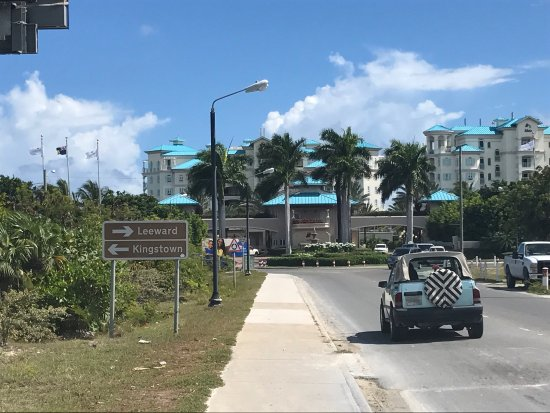 Seven Stars Resort & Spa: Excellent location