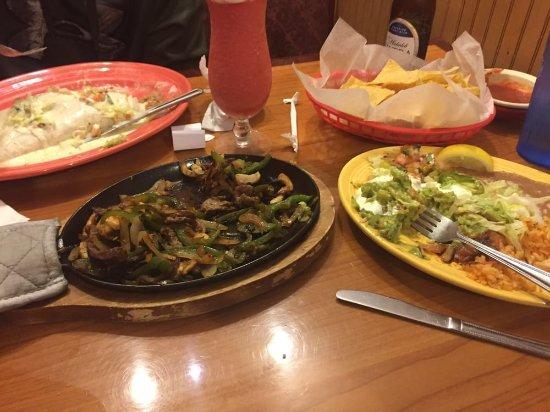 Greenfield Iowa Mexican Restaurant
