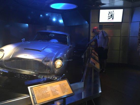 International Spy Museum: photo1.jpg