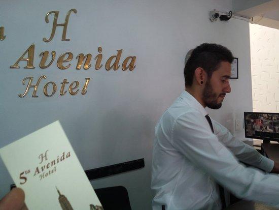 Hotel Quinta Avenida Picture