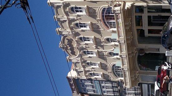 Moov Hotel Porto Centro: Fachada del hotel
