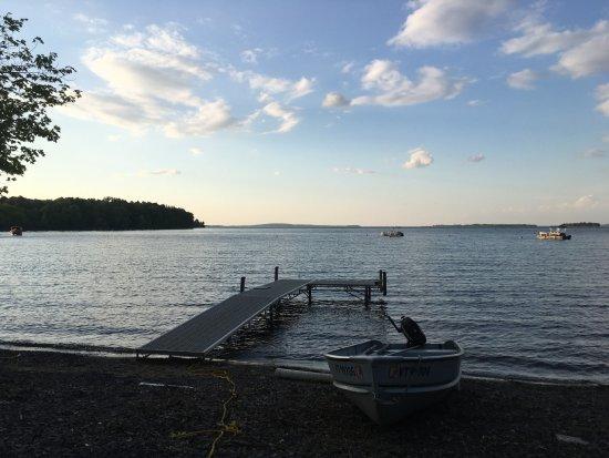 South Hero, VT: lakefront