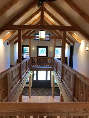 Great Northern Resort: New lodge interior
