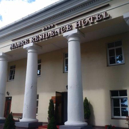 Mabre Residence Hotel : ingresso
