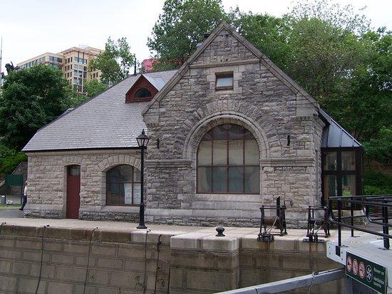 Ottawa, Kanada: Lockstation office houses Parks Canada