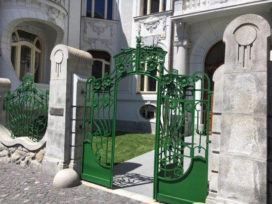 Жилина, Словакия: Rosenfeldov Palác exteriér