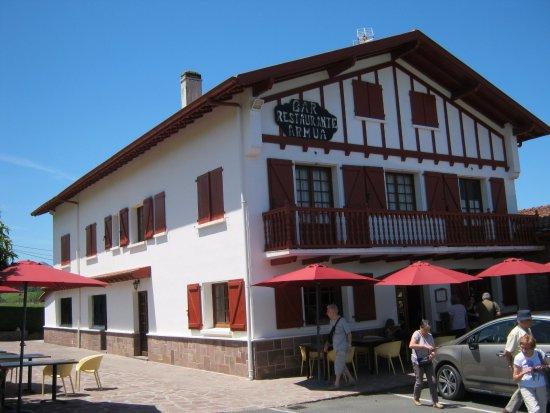 Zugarramurdi, Espanha: le restaurant