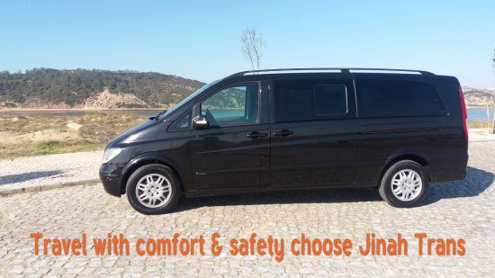 Алькобака, Португалия: Jinah Trans Airport Transfers  - Comfort, safety and luxury