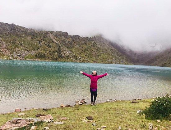 Cusco Region, Peru: Humantay Lake