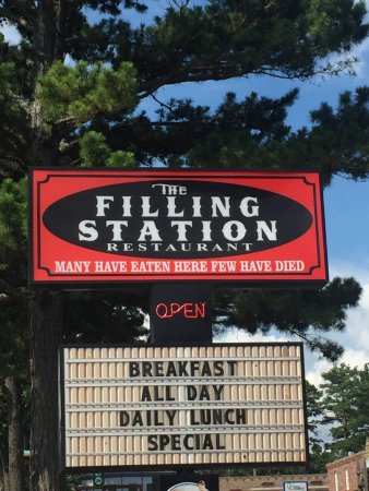 ‪The Filling Station Restaurant‬