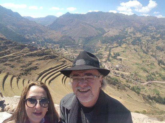 Cusco Region, Peru: Pisaq. Antonio Belinazo!