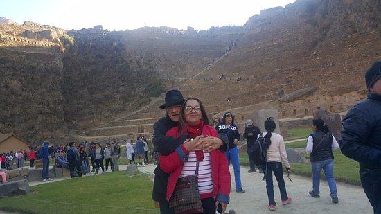 Region Cusco, Peru: Ollantaytambo
