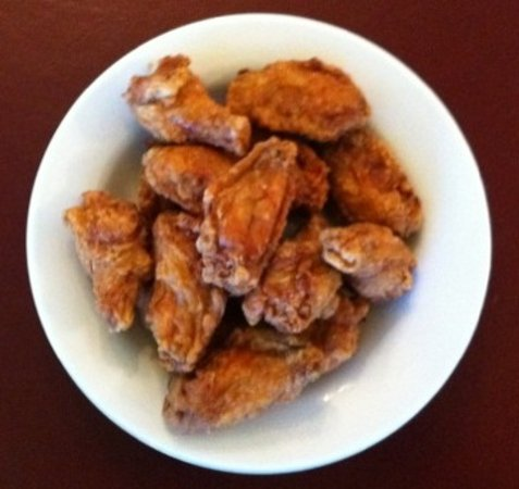 Whitefish, Canada: Chicken Wings
