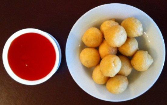 Whitefish, Canada: Sweet & Sour Chicken Balls