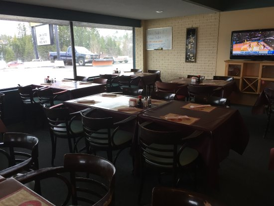 Whitefish, Canada: Dining Room