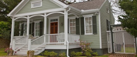 Marcia's Cottages: Marcia's Cottage exterior