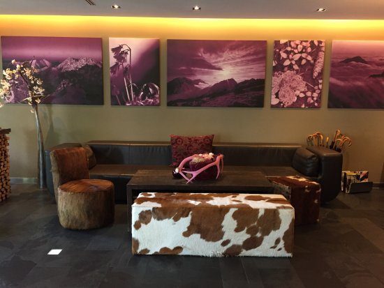 Hotel Maximilian: Bo-varian Foyer
