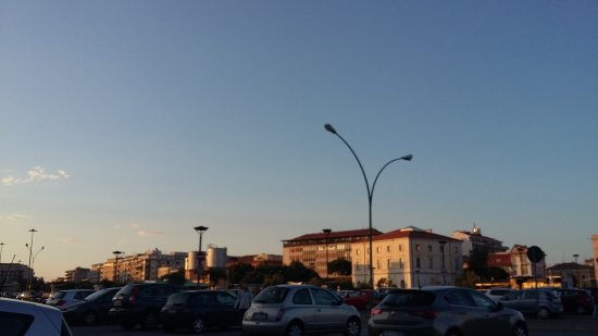 Stazione Centrale di Pescara Porta Nuova