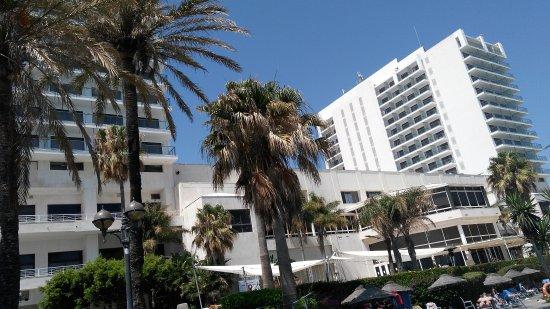 THB Torrequebrada Hotel: IMG_20170710_160541_large.jpg