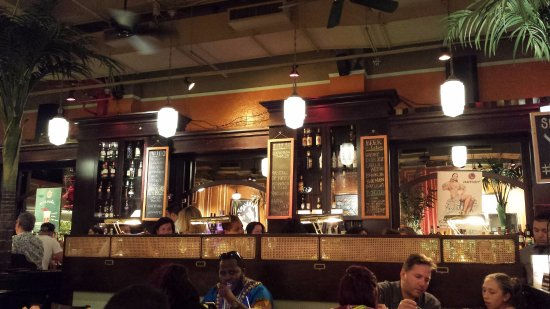 279135048 Bar area in Havana Central Times Square - Picture of Havana Central ...