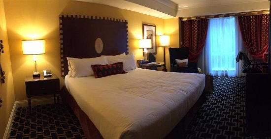 Kimpton Marlowe Hotel: our king size room