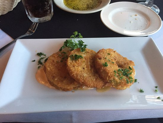 Clifton Forge, VA: Fried Green Tomatoes