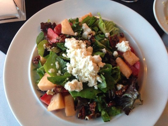 Clifton Forge, VA: Salad du jour
