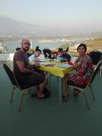 Vinuela, Spain: De pamplona a malaga