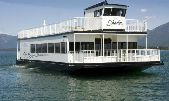 Polson, MT: Flathead Lake Cruises book today!