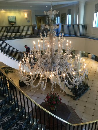 Belmond Charleston Place : View from 2nd floor
