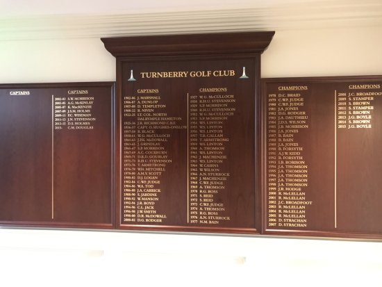 Turnberry Ailsa Clubhouse