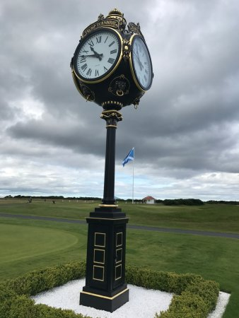 Turnberry Ailsa - Trumps Clock
