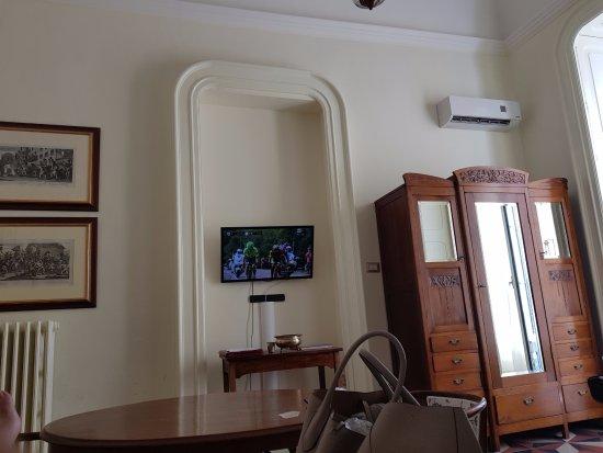 B&B Palazzo Bernardini : our room