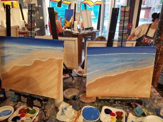 Muse Paint Bar Muse Paintbar Tripadvisor