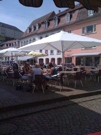 Blieskastel, Alemania: Ristorante Zum Schlangenbrunnen