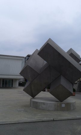 Chiasso, Switzerland: esterno museo