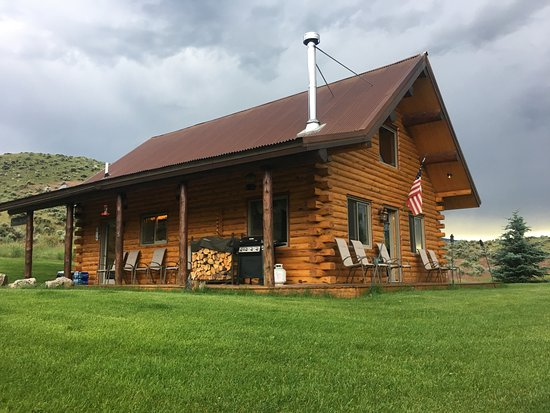Divide, MT: Salmon Fly Cabin