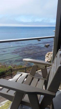 The Inn at the Cove: Beautiful views