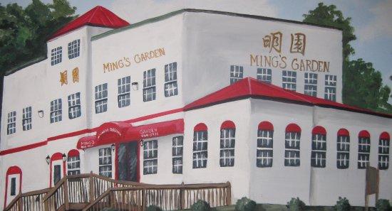 Bucksport, ME: Ming's Garden Chinese Restaurant