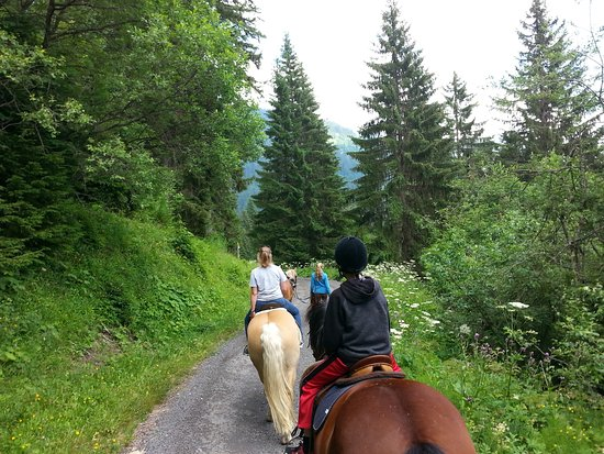 Le Ranch de Morgins SA