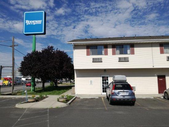 Rodeway Inn Amp Suites Spokane Wa Omd 246 Men Och